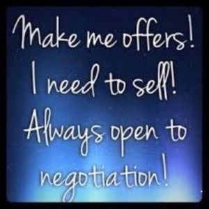 Other - MAKE ME A REASONABLE OFFER!!!! I WILL SAY YES 2‼️